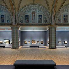 Rijksmuseum - Reopened it's doors in april 2013 after a huge renovation [Museumplein]