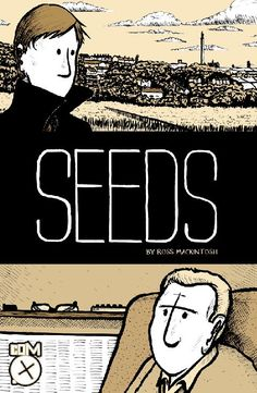 Living with Cancer: Ross Mackintosh Talks Seeds from Com.x - Broken Frontier - Comic Book and Graphic Novel News & Community | Articles and Interviews