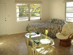 $99 7 night min.  Ramrod Key   Bedroom, sleeps 2  340 square feet