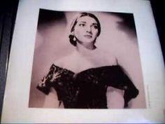 "Maria Callas - ""Ebben ? ne andrò lontana"" - La Wally"