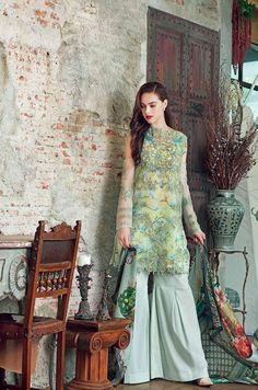 Gul Ahmed FE59 Luxury Festive Collection 2017 1