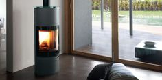 AMELIE , Wood Burning Stoves by Palazzetti