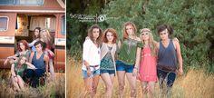 senior girl photography posing ideas #photography {best friend senior photography session}