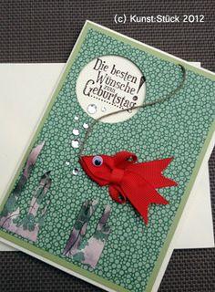 Kunst:Stück: Angler-Geburtstag