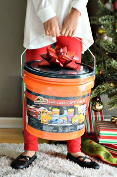 The perfect gift idea for car lovers and enthusiasts! The Armor All Car Care Gift Pack is available at @walmart for under $20. #ArmorAllGiftPack #Pmedia #ad