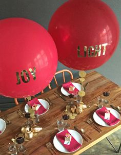 How To DIY a Balloon Centerpiece With Vinyl Letters A Practical Wedding: Blog Ideas for the Modern Wedding, Plus Marriage