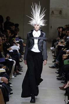 Junya Watanabe Spring 2006 Ready-to-Wear Fashion Show - Sena (NEXT)