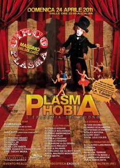 Plasmaphobia (Reggio Emilia) 24-04-2011