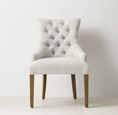 Avignon Chair #GabbyDecor A Delicate Camelback Accentuates The Beauty Of  This Belgian Style, Tufted Back Chair, Upholstered In A Blend Of Hemp Cottu2026 Nice Look