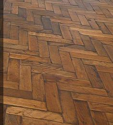 Raw Timber, Reclaimed Interiors and Parquet Flooring Specialist Reclaimed Parquet Flooring, Hall Flooring, Wooden Flooring, Kitchen Flooring, Parkay Flooring, Real Wood Floors, 1930s House, Parquetry, Natural Area Rugs