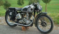 Bsa M24 Gold Star 500cc 1939 ish