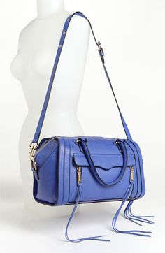 Rebecca Minkoff  'Darcy' Leather Satchel
