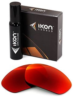 4aa750d9937d8 Ikon Lenses Polarized Ikon Iridium Replacement Lenses For Spy Discord  Sunglasses - Multiple Options