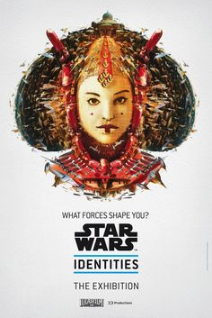 STAR WARS Identities - The Exhibition by Bleublancrouge, Montréal
