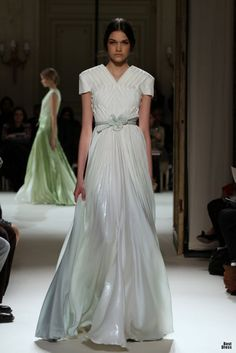 Georges Hobeika HOUTE COUTURE SPRING/SUMMER 2012 - Fashion Diva Design