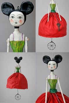 Mu 241 ecas en papel mach 233 on pinterest paper mache papier mache and