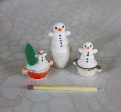 Lasituvan Miniatyyrit: Joulu mun mielessäin...Christmas on my mind... :-)...