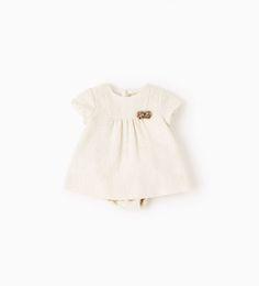 DRESSES AND ROMPER SUITS-MINI | 0-12 months-KIDS | ZARA United States