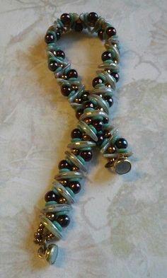 crescent bead bracelet - Google zoeken