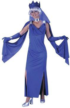 women's costume: midnight mistress