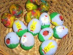35ο Νηπιαγωγείο Περιστερίου.blog - Ήρθε, ήρθε η πασχαλιά με τα κόκκινα αυγά