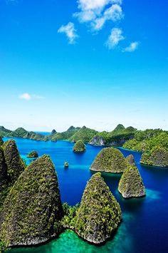 Raja Ampat Islands,indonesia :