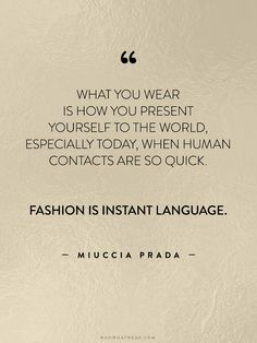 35 Life-Changing Quotes from Fashion's Greatest Luminaries fashion quotes 35 Life-Changing Quotes from Fashion's Greatest Luminaries Change Quotes, Quotes To Live By, Me Quotes, Motivational Quotes, Inspirational Quotes, Style Quotes, Inspire Quotes, Beauty Quotes, Fashion Designer Quotes