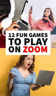17 Fun Games You Can Play On Zoom + Other Conference Calls Indoor Group Games, Youth Group Games, Youth Activities, Fun Team Games, Youth Groups, Online Fun, Online Games, Conference Call Bingo, Star Citizen