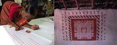 CHITTARA FOLK ART OF KARNATAKA