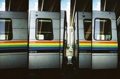 El metro de Caracas (foto de Liu)