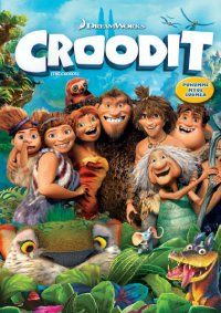 Croodit DVD