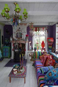 50 Ideas for house interior bohemian living spaces