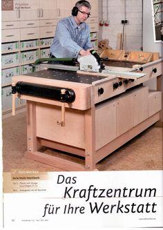Festool Tools, Tool Workbench, Workbench Ideas, Woodworking Bench, Woodworking Shop, Woodworking Projects, Assembly Table, Torsion Box, Interior Shop