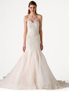Anne Barge Primrose Discount Designer Wedding Dress