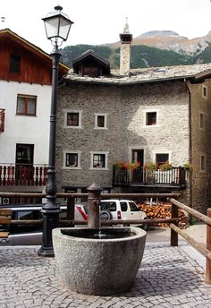Piero roullet uno dei proprietari dell 39 albergo bellevue for Agriturismo maison rosset