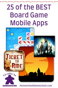 There are so many reasons to play board games, but sometimes we just can& sit down. Board Game mobile apps are a great solution! Board Games For Two, Board Game Cafe, Board Games For Couples, Family Board Games, Kids Board, Couple Games, Family Game Night, Game App, Educational Games