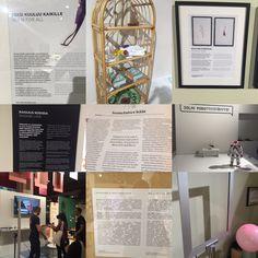 Future Signals, rakkaus, seksuaalisuus, naiseus. Robotiikka,  vr. Soitin infrapuna. Habitare2016