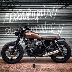 Kawasaki by Free Kustom Cycles