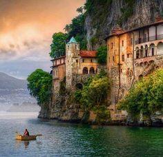 Lake Maggiore,Italy