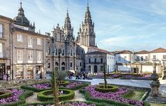 Paradors of Northern Spain - Explore the mosaic of diverse regions and cities of the north on this most unique of Spain tours that includes a taste of Portugal. Spain Tours, Small Ship Cruises, Small Group Tours, Back Road, Spain And Portugal, Cruise Travel, Experiential, Paths, Traveling By Yourself