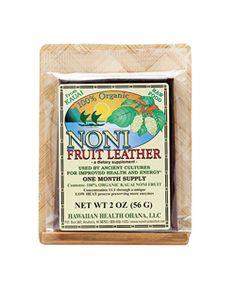 Hawaiian Organic Noni - Amazing product   that is raw food.  www.realnoni4sure.com