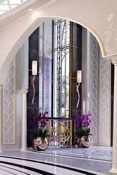 Home Room Design, Interior Design Living Room, Living Room Designs, Interior Decorating, Dream House Interior, Luxury Homes Interior, Interior Garden, Kitchen Interior, Interior Design Companies