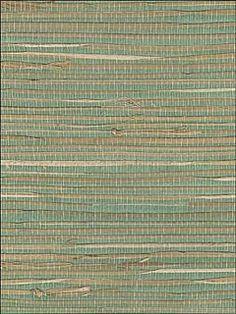 Grasscloth Wallpaper #green #brown #grasscloth #wallpaper #homedecor #wallpaperstogo