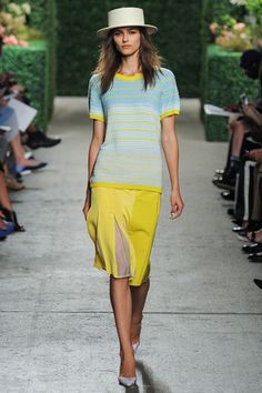 Misha Nonoo Spring 2014 Ready-to-Wear Collection Slideshow on Style.com