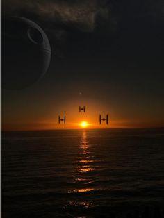 Star Wars Fan Art, Simbolos Star Wars, Star Wars Logos, Amour Star Wars, Nave Star Wars, Star Wars Ships, Star Wars Poster, Star Citizen, Star Wars Painting