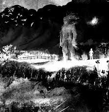 A Monster Calls by Patrick Ness with illustrations by Jim Kay