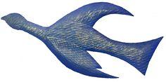 ( technique mixte, dorure à la feuille, peinture minérale) Whale, Animals, Weaving, Foil Stamping, Paint, Whales, Animales, Animaux, Animal