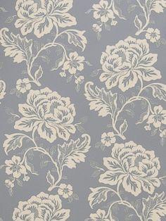 DecoratorsBest - Detail1 - Fbc 4755202 - Gabrielle - Bleu - Wallpaper - DecoratorsBest