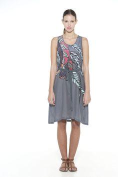 Ariel Dress-Lyrebird - Nancybird