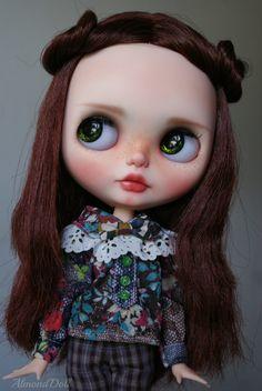 Blythe Doll https://flic.kr/p/tBe5K7 | Green eyes